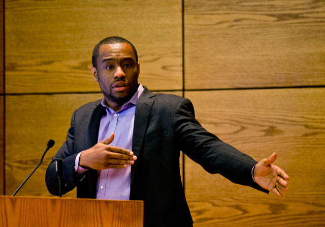 Marc Lamont Hill To Host Live Late Night Talk Show On VH1