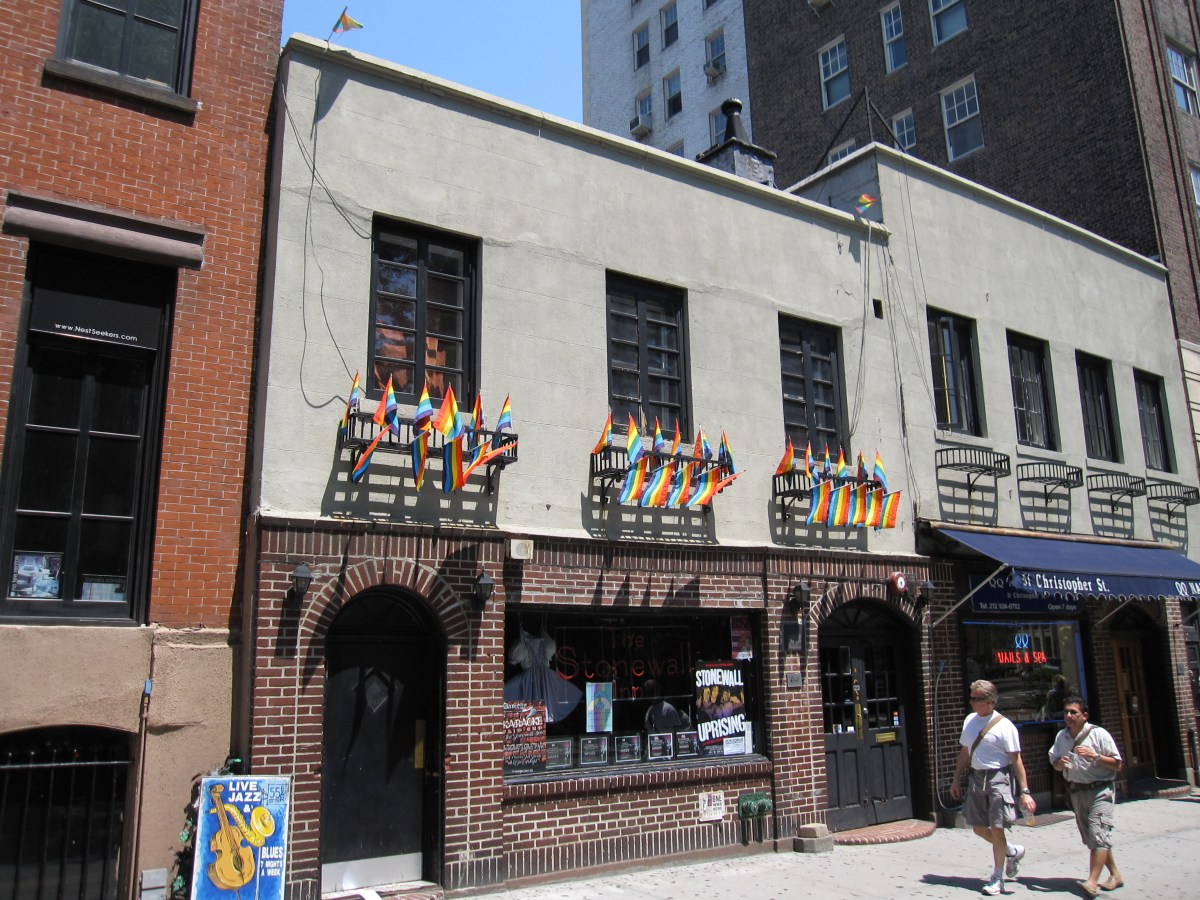 President Obama Designates Stonewall National Monument