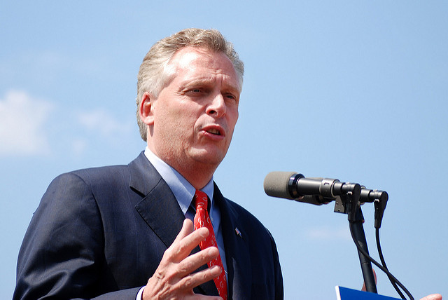 Virginia Governor Attempts to Restore Voting Rights of Ex-Felons