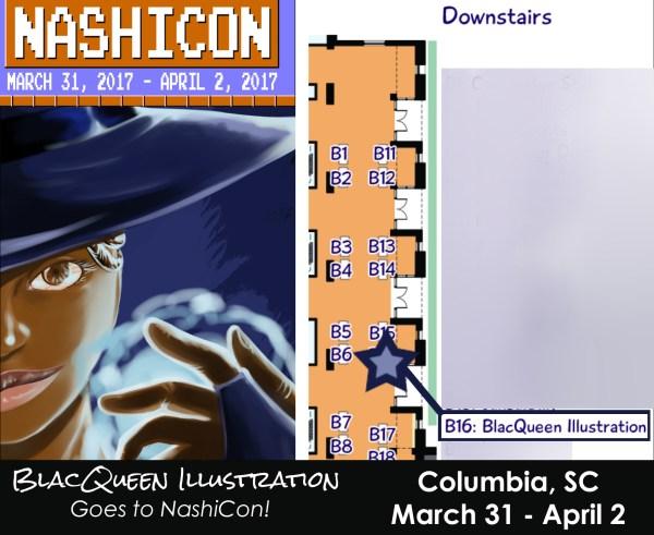 Nashi Con Convention Ad