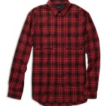 PS By Paul Smith red and Black Plaid Cotton Sweater 2