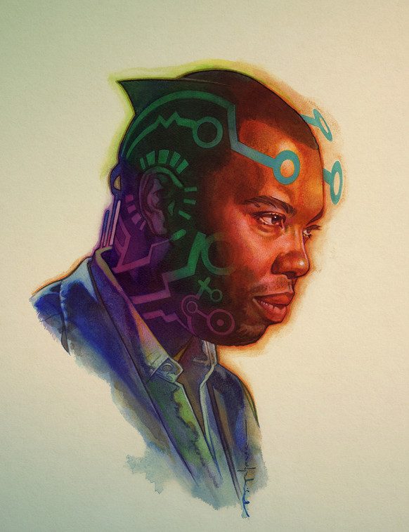 Ta-Nehisi Coates and The Black Panther Reboot