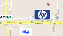 HP Fort Collins facility