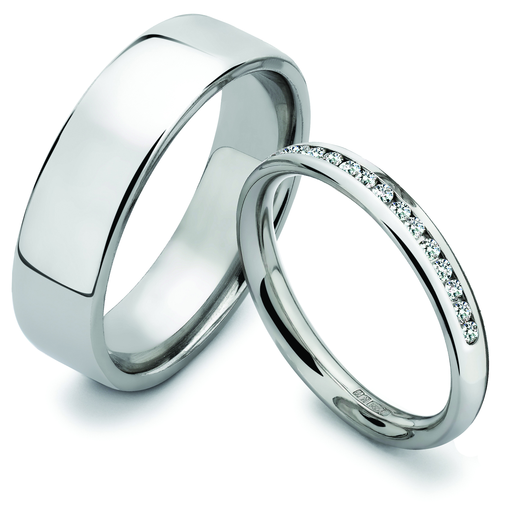 picture of wedding rings pictures of wedding rings Vintage Platinum Wedding Rings Are Beautiful Indeed These Rings