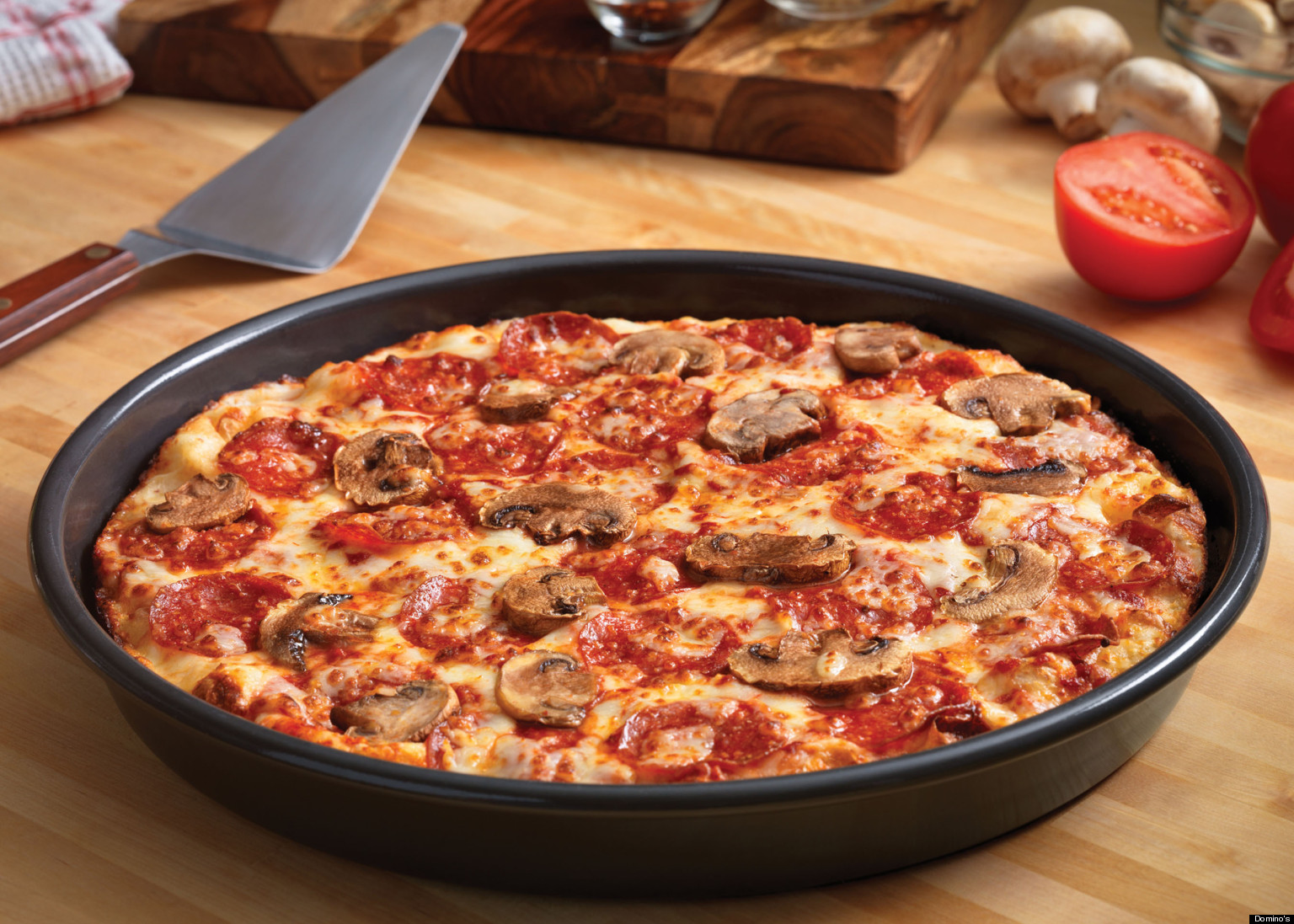 Fullsize Of Pizza Hut Deep Dish