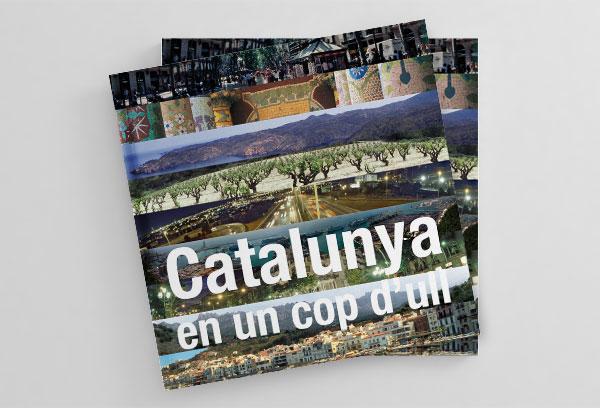 CATALUNYA EN UN COP D'ULL