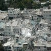 Port-au-Prince destroyed