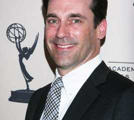 Jon Hamm on the Red Carpet from wireimage.com