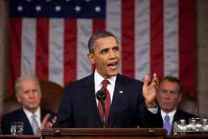 Obama&#039;s State of the Union address was, in the words of one prominent green leader, &quot;a strong defense of the importance of clean energy to Americas long-term economic prosperity.&quot; (White House photo)