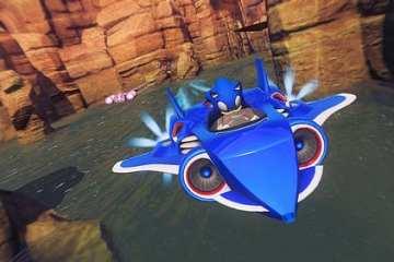 Sonic & All-Stars Racing Transformed 2