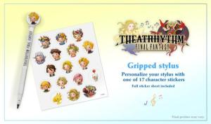 Theatrhythm Final Fantasy stylus