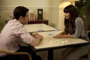 Schmidt (Max Greenfield) and Cece (Hannah Simone) agree they want something real and meaningful together while visiting a nursing home.