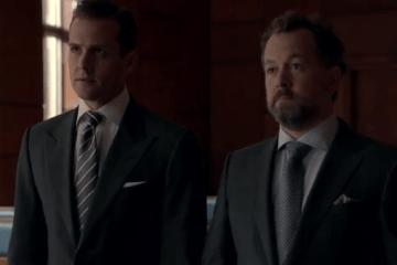 When Daniel Hardman returns to the firm, he and Harvey Specter immediately butt heads