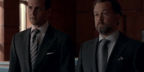 When Daniel Hardman returns to the firm, he and Harvey Specter immediately butt heads