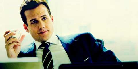"Gabriel Macht stars in ""Suits"" Thursday nights at 9pm on USA Network"