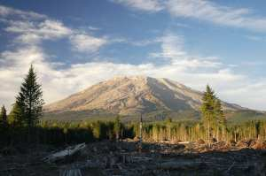 Advocates of making Mt. St. Helens into a national park say it would ensure a larger funding pool for visitor services and amenities and spur more visitation, which would in turn mean more business for struggling local communities (iStockPhoto)