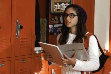Kara Crane plays Mindy's neighbor and patient, Sophia