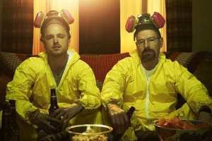 """Where does the beloved """"Breaking Bad"""" fall on our list of the year's best shows?"""