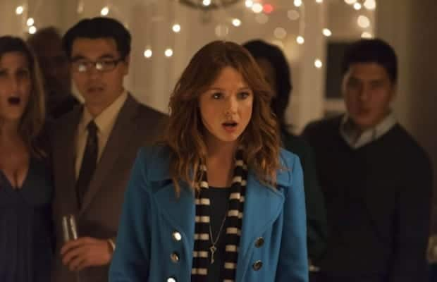 Ellie Kemper guest stars as Heather, Josh's other girlfriend, on the Christmas episode of The Mindy Project