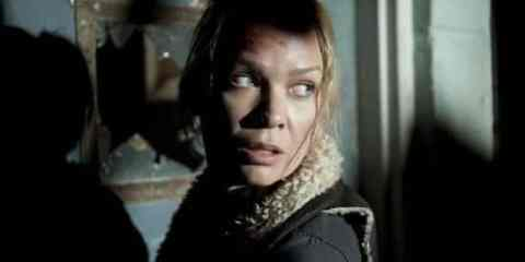 Andrea (Laurie Holden) takes center stage this week as she attempts to escape Woodbury for good