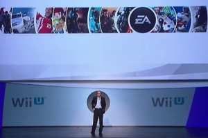 "Then EA President John Riccitello promises an ""unprecedented partnership"" with EA and Nintendo at E3"