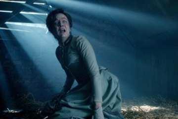 "Ada Gillyflower (Rachel Stirling) mourns the loss of her ""monster""."