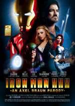 Iron Man porn Parody hits this month