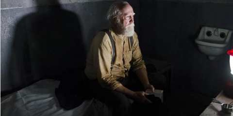Hershel (Scott Wilson) takes center stage in this week's episode of The Walking Dead