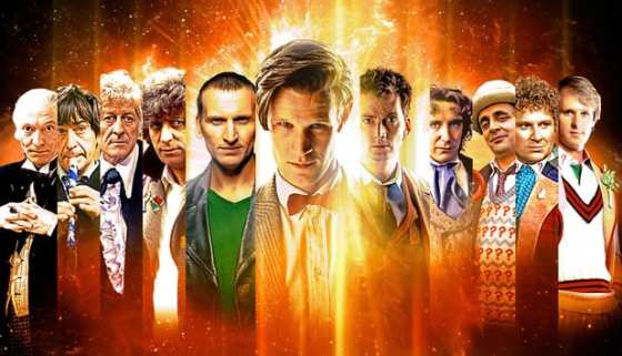 doctor who for top ten