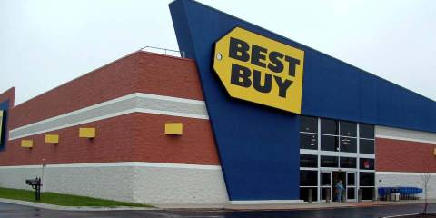 Poor Best Buy Holiday Sales Leads Shares to Fall