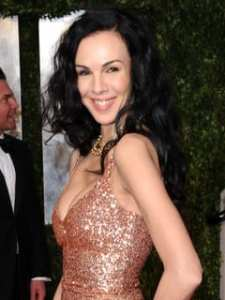 L'wren Scott, 49. Media credit to Zimbio.com