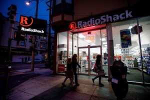 RadioShack files for Chapter 11 bankruptcy.