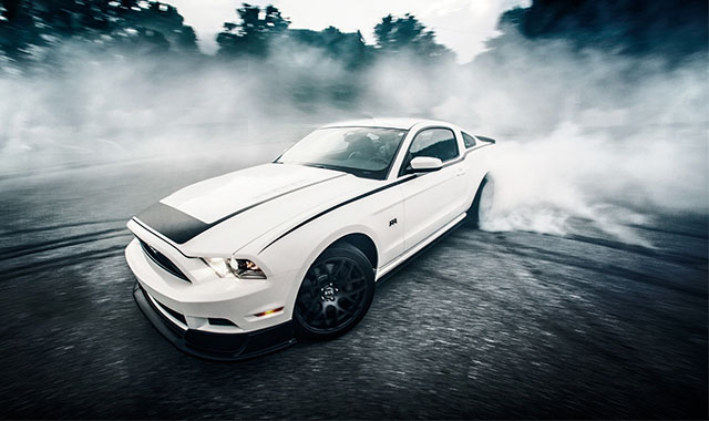 Ford Mustang - 10 Best Wallpapers For Dell XPS 13 2015