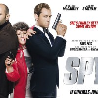 Spy - She's Finally Getting Some Action - Preview Review