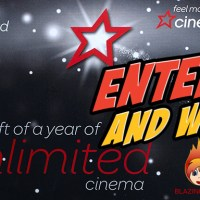 Win a Pair of Cineworld Unlimited Cards