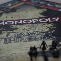 Game of Thrones - Win or Die Monopoly Style! - Review