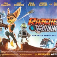 Win an Amazing Kids DVD Bundle with Ratchet & Clank
