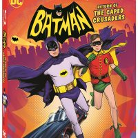 WIN Batman: Return of the Caped Crusaders on BLU-RAY™