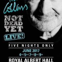Phil Collins - Not Dead Yet: Live (2017)