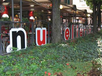 Nutelleria in Bologna, Italy