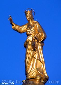 Madonna della Lettera, Port of Messina, Sicily on Flickr
