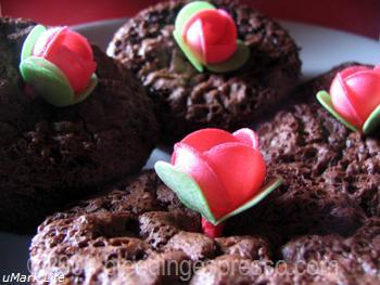 Gluten-free chocolate coconut muffins on Flickr