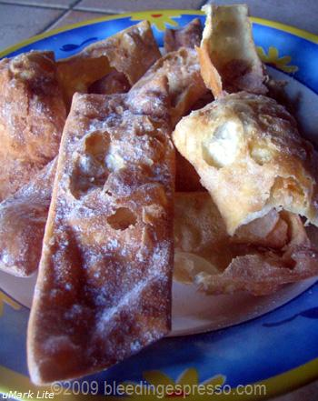 Chiacchiere on Flickr