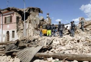 Photos and video of Abruzzo earthquake from La Repubblica