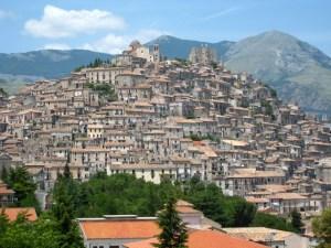 Morano Calabro, Lara and Terry's favorite Calabrian town