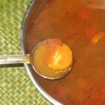 Orange and Tomato Rasam