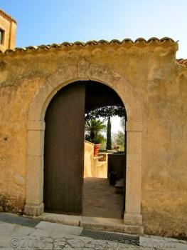 Convento Santa Maria degli Angeli, Badolato, Calabria, Italy