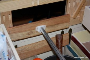 Drawer Modification