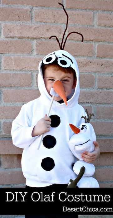 DIY-Olaf-Costume-Disney-Frozen