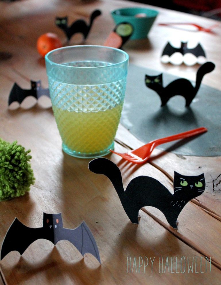 table-party-halloween-crafts